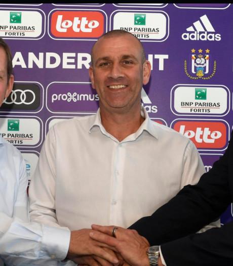 Anderlecht tient son T1, Simon Davies épaulera Kompany