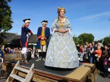 Hekendorp speelt aanhouding van Wilhelmina van Pruisen na
