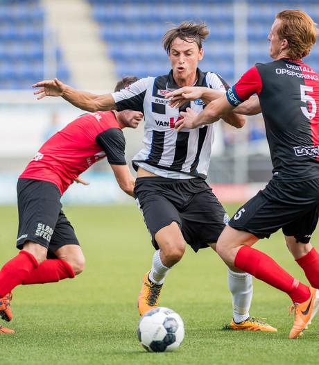 Beltrame vervolgt loopbaan bij Go Ahead Eagles