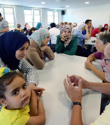 Nederland-Syrië, een bijzondere ontmoeting in De Gong Etten-Leur