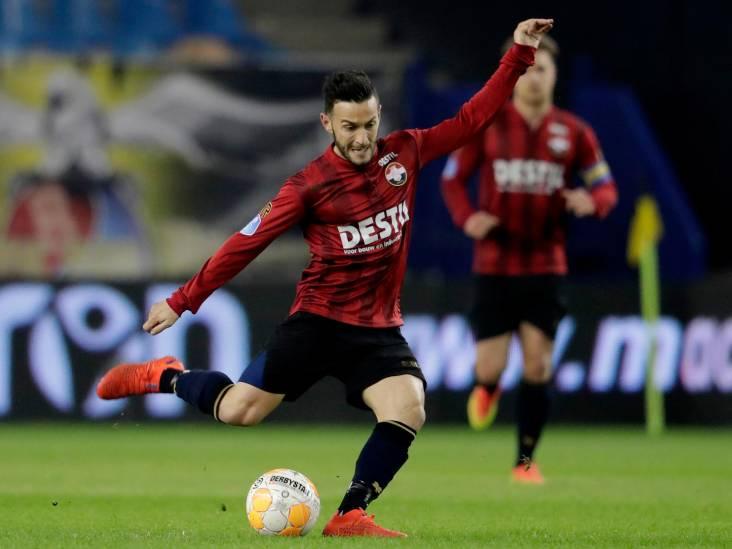 LIVE | Kansen blijven uit voor Willem II, na snelle 1-0 van Vitesse
