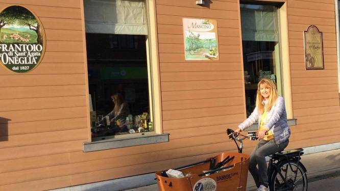 Delicatessenwinkel Idelica levert producten voortaan met bakfiets aan huis