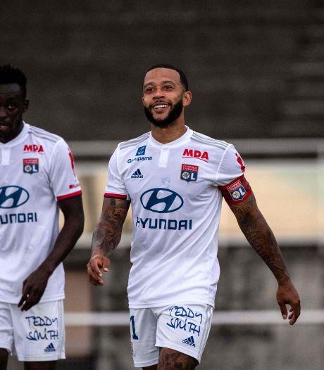 Lyon houdt toernooi in aanloop naar Champions League