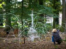 Route glaskunst Tubbergen wellicht de grens over