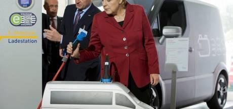 Duitsland: een miljoen laadpalen in 2030