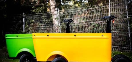 'Ook veiligheidsprobleem met scootmobiel en  elektrische bakfiets'