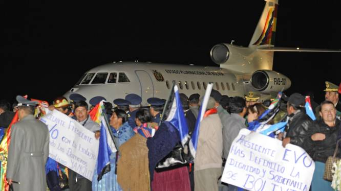 "Bolivia ziedend over ""Noord-Amerikaans imperialisme"", weigert uitlevering Snowden"