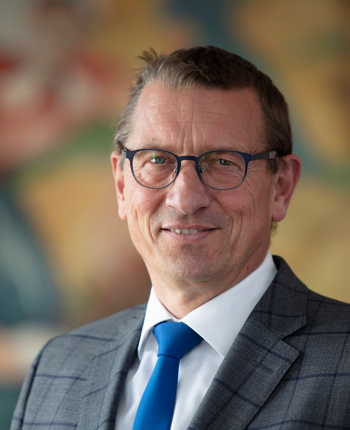 Wethouder Maarten Offinga