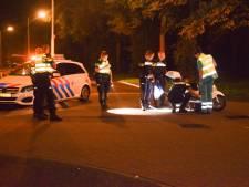 Gewonden door ongeval met scooter in Doetinchem