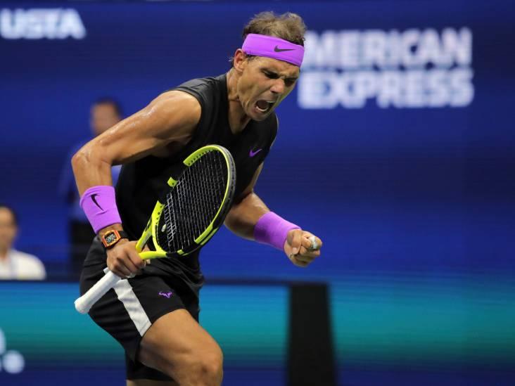 """Rafael Nadal remporte l'US Open après un """"match fou"""" de près de 5 heures"""