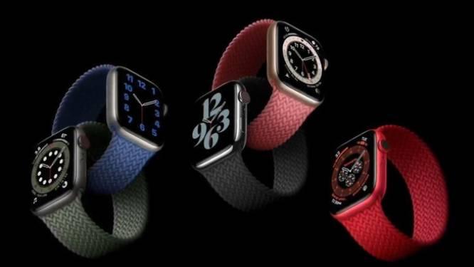 Apple Watch Series 7 krijgt functie om bloedsuikerwaarden te meten