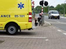 Vrouw gewond bij aanrijding in Hengelo