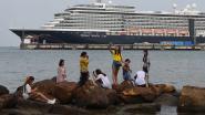 Thuisisolatie voor tien Belgische passagiers van cruiseschip Westerdam