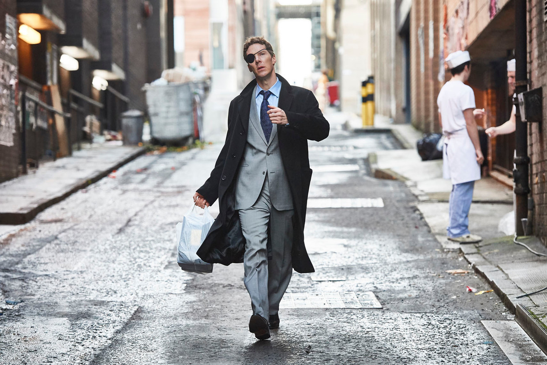 Benedict Cumberbatch in Patrick Melrose. Beeld