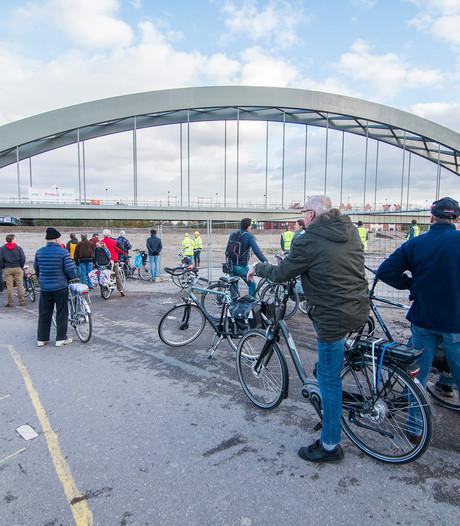 'Een bewegende brug, dat zie je niet elke dag'