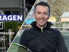 '25 vragen aan...' professioneel tenniscoach Sven Vermeulen