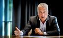 Jean Paul Decossaux, commercieel directeur van de KNVB.