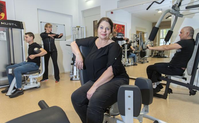 Karin Klaver is een van de winnaars van de Roos van Elisabeth.