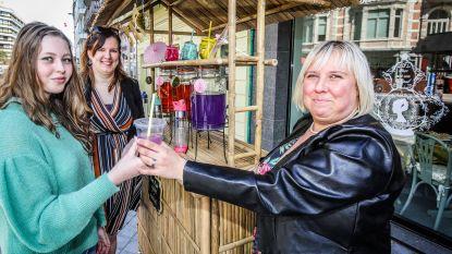 'Thee met een verhaal' verkoopt nu ook theemocktails aan Ice T-Bar