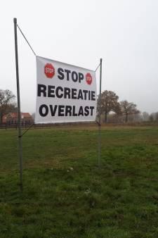 Buurt in verzet tegen recreatiewoningen in Klein Dochteren
