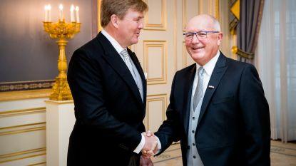 """""""Nederlandse koning nodigt president Trump uit voor herdenking bevrijding"""""""
