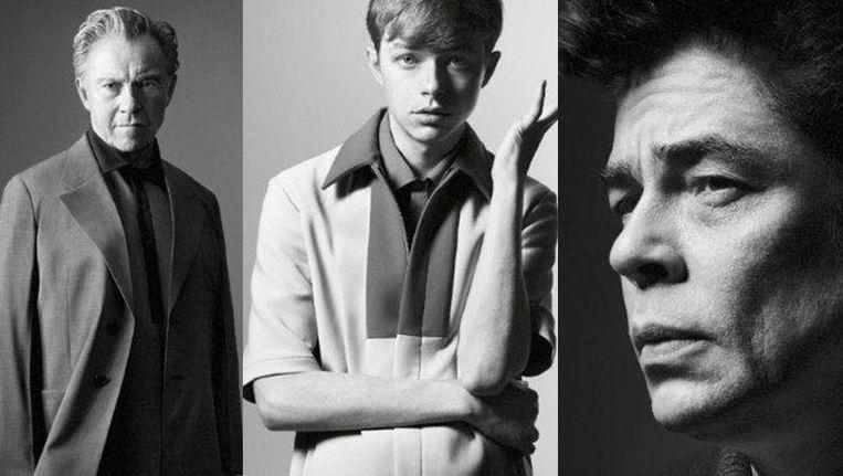 Harvey Keitel, Dane DeHaan en Benicio Del Toro.