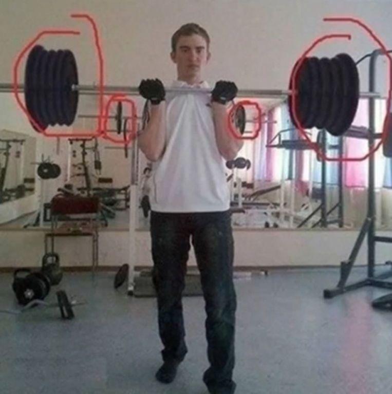 De spiegels maak je niets wijs.