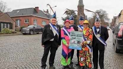 """Seniorenprinsenpaar François (67) en Ida (67) mogen zich bewijzen: """"Er is niets plezanter dan samen carnaval vieren"""""""