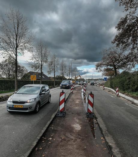 N317 tussen Doetinchem en Doesburg bijna gereed