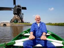 'Cornelis de Vijfde' houdt de wieken van De Oude Wetering in beweging