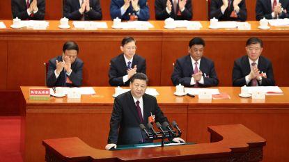 """Chinese president slaat scherpe nationalistische toon aan: """"Bloedige strijd met onze vijanden aangaan"""""""