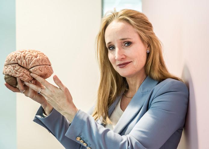 Hoogleraar klinische neuropsychologie Margriet Sitskoorn.