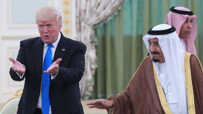Trump maakt gebruik van noodmaatregel om voor 8 miljard wapens te kunnen verkopen aan Saudi-Arabië