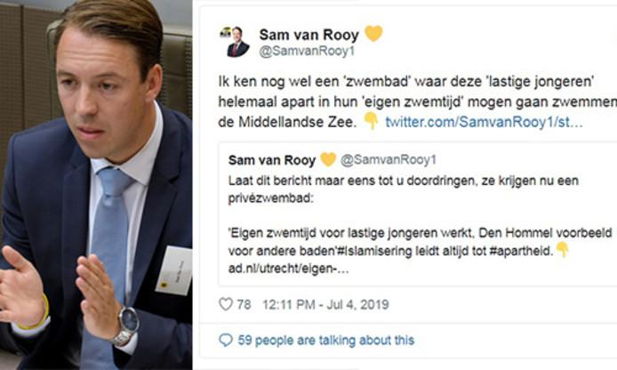 Sam Van Rooy.