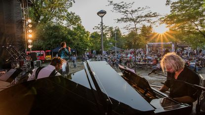 Gratis concerten in Frimoutpark afgetrapt