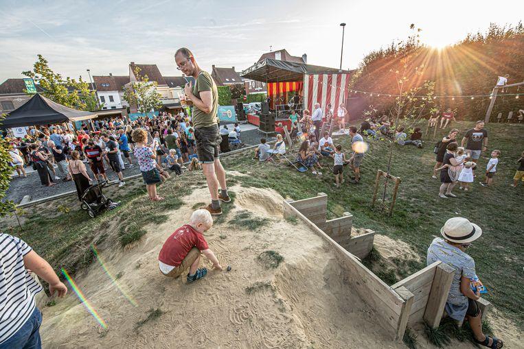 Groen zou stadsfestival Isotopia graag in online vorm zien verder gaan.