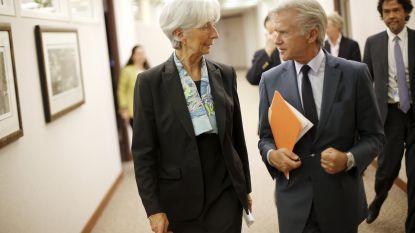 """Wereldwijde economische impact coronavirus """"moeilijk te voorspellen"""" volgens IMF"""