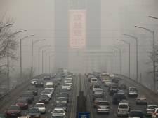 Kou blaast smog weg, geen code rood meer in Peking