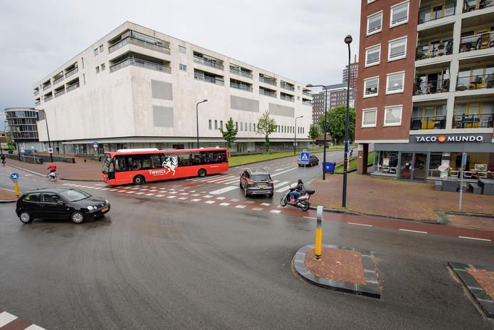 Kruispunt Kuipersdijk - Mooienhof