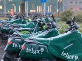 Deelscooters Felyx na 21.00 uur niet meer te gebruiken