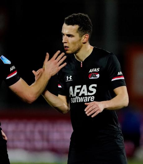 AZ verslaat PEC en nadert Ajax