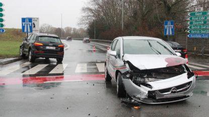 Twee gewonden bij ongeval op Ringlaan