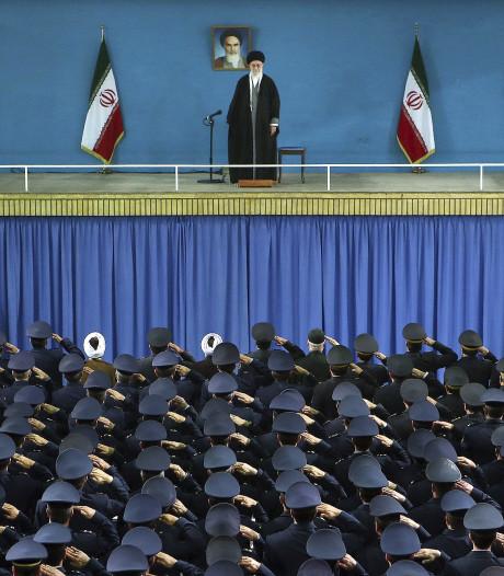 Help het volk door Iran verder te isoleren