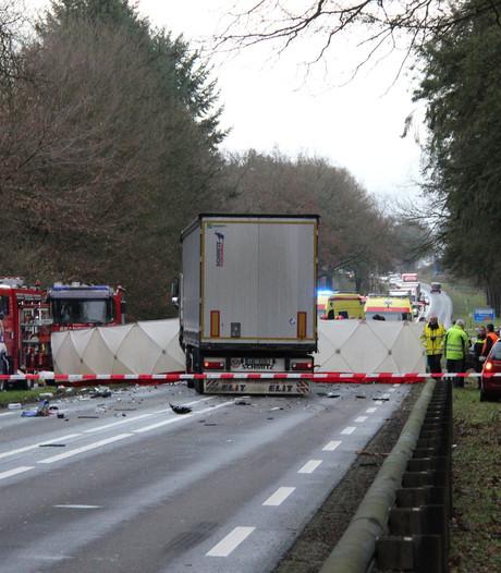 Slachtoffer dodelijk ongeluk N35 is man (39) uit Amsterdam