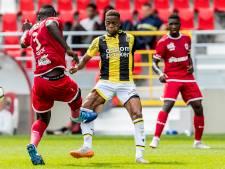 Vitesse vreest zware blessure Musonda