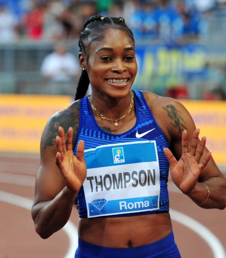 Elaine Thompson zet ook snelste 200 neer