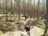 Slopestyle-duo neemt je mee in Zweedse mountainbike scene