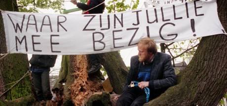 Aandenken aan Tilburgse bomenman Henk Kuiper