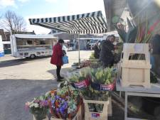 Weekmarkt schuift op naar Meanderplein voor de kermis op Petrus Dondersplein