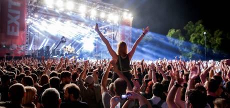 Doek valt voor Exit Festival door opleving Corona in Servië